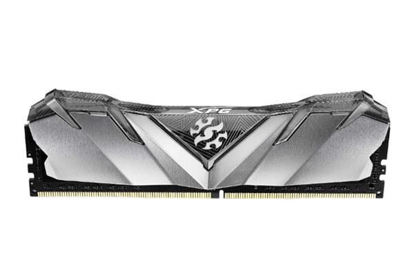 """DIMM ADATA DDR4/3000 8GB, XPG GAMMIX D10, radiator, black, retail, """"AX4U300038G16-SB30"""""""