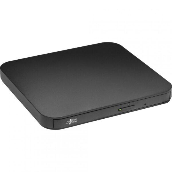 "Ultra Slim Portable DVD-R Black GP90NB70 ""GP90NB70"""