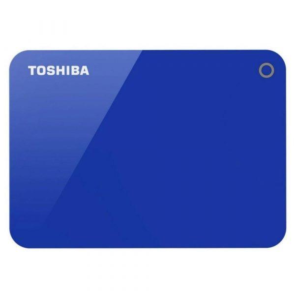 HDD USB3 1TB EXT. 2.5″/BLUE HDTC910EL3AA TOSHIBA