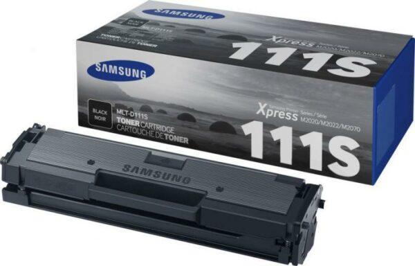 "Toner Original Samsung Black, D111S, pentru M2020|M2020|M2022|M2070, 1K, incl.TV 0.55RON, ""SU810A"""