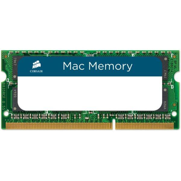 SODIMM Mac DDR3 / modul 8GB (1x8GB) / 1600 MHz / 11-11-11-30
