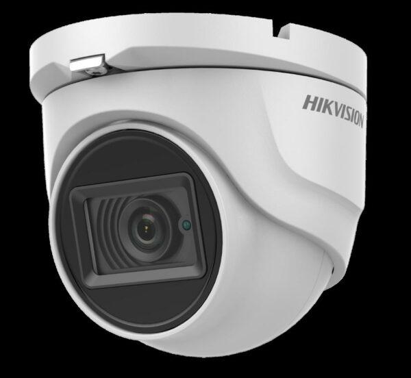CAMERA TURBO HD DOME 2MP 2.7-13.5 IR70M