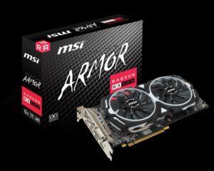 RX 580 ARMOR 8G OC