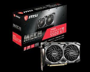 RX5500XT MECH OC