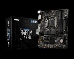 B460M-A PRO
